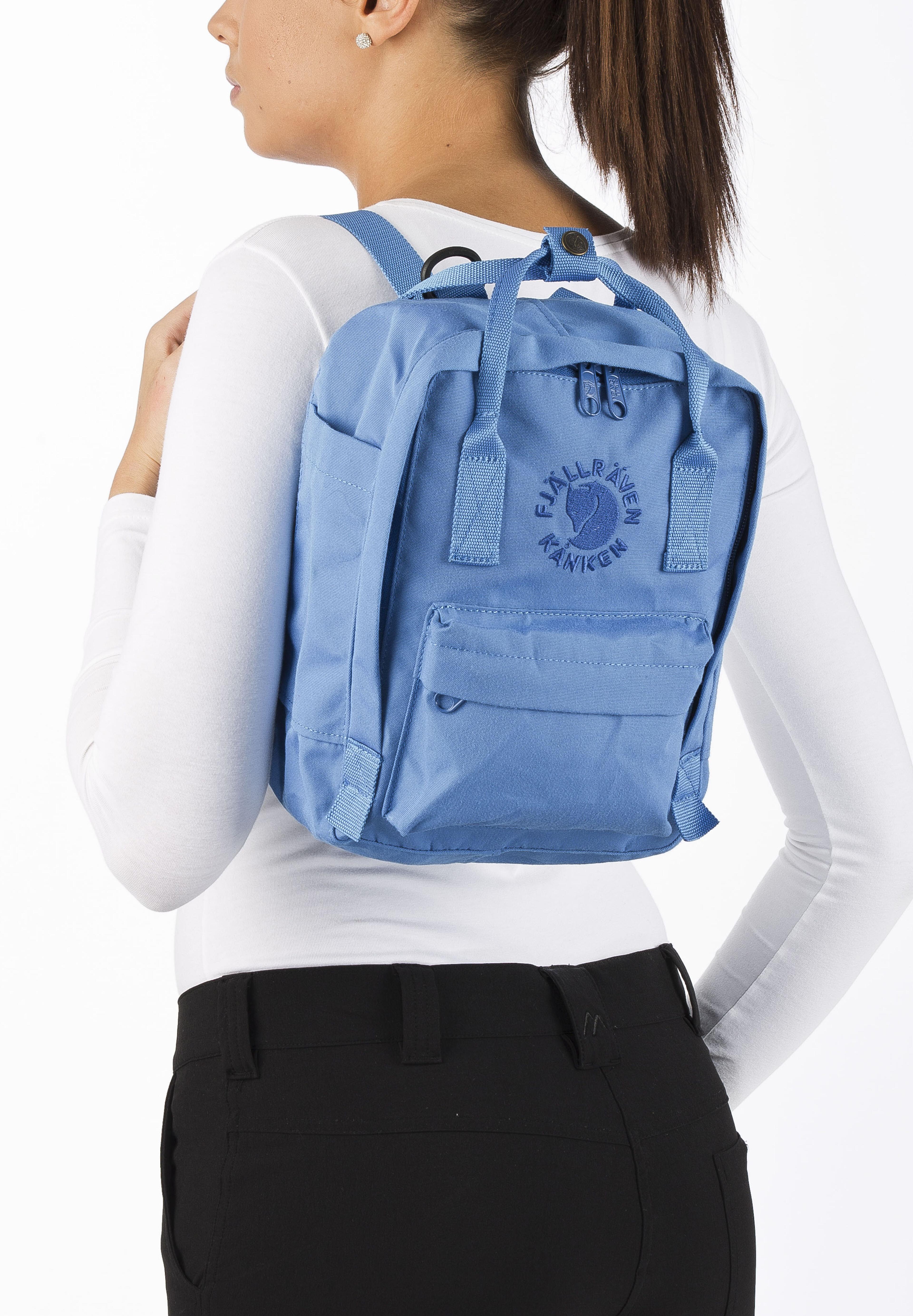 Fjllrven Re Knken Mini Backpack Un Blue Fjallraven Kanken Classic Ocean Green